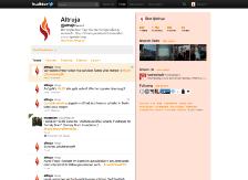 Altruja Online Spenden - Twitter Account